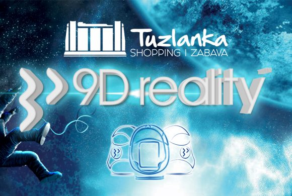 9D Reality -veliko otvaranje u četvrtak 20.aprila