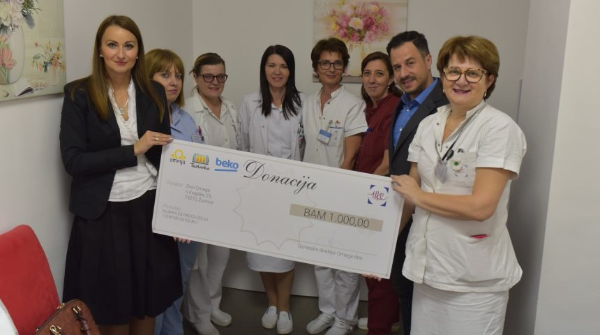 Beko i Robna kuća Tuzlanka uručili donaciju