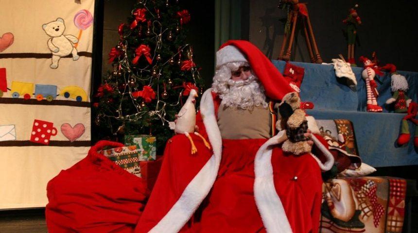 Poklon predstava: Igračka Djed Mraz