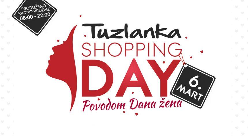 Shopping day povodom Dana žena!